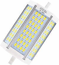 R7S 118mm Dimmable 30W LED Bulb, Double Ended JC