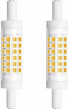 R7S 5W LED Bulb, 500LM J Type Reflector Lamp, 78mm