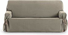Rabat adjustable universal sofa cover with ties 3