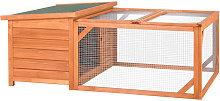 Rabbit Hutch Small Animal Guinea Pig House