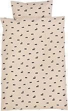 Rabbit Kid bedlinen set - Junior - 100 x 140 cm by