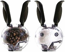 Rabbit Shaped Salt Mixer and Black Pepper