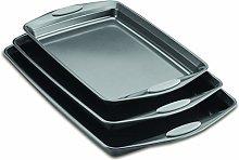 Rachael Ray 47577 Bakeware set, carbon steel
