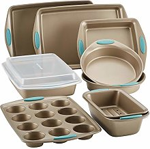 Rachael Ray 47578 Cucina Bakeware Set with Grips