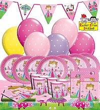 Rachel Ellen Princess Party Kit