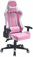 Racing Gaming Chair, Ergonomic Design Swivel