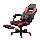 Racing Gaming Chair Swivel Office Computer Desk