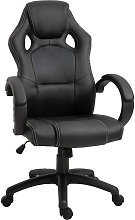 Racing Office Chair PU Leather Executive Desk