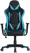 Racing Style Office Chair High Back PU Leather