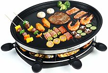 Raclette Grill for 8 People | Indoor Raclette