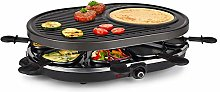 Raclette Grill - Gourmet Raclette Party Grill Set