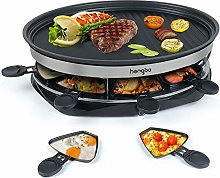 Raclette Grill Smokeless Indoor Raclette Machine