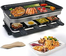 Raclette Grills Indoor Raclette Machine, Grill for