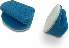 Radami Glass Ceramic Cleaning Sponge Also for