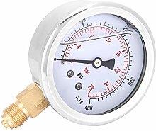 Radial Pressure Gauge Oil Filled Pressure Gauge