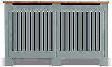 Radiator Covers Grey Large Radiator Cover Shelves