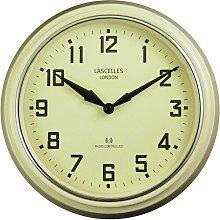 Radio Controlled 30cm Wall Clock Roger Lascelles