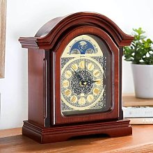 Radio-Controlled Weybridge Mantel Clock by Coopers