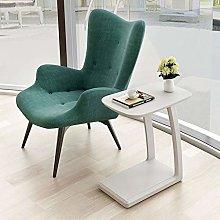 Radvihay Solid Wood Bedside Table Sofa Table