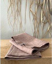 RAE - Striped Linen Napkin Set