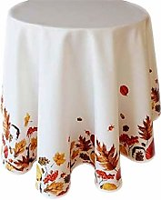 Raebel Table Cloth Autumn Easy Care Blanket Autumn