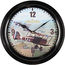 RAF WW1 Commemoration Collection 30cm Wall Clock