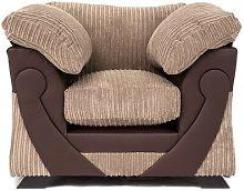 Raffa Armchair Brayden Studio Upholstery Colour: