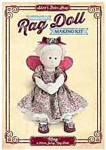 Rag Doll Making Kit - Meg 54cm when made