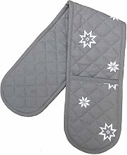 Ragged Rose Bertha Double Oven Glove, 100% cotton,