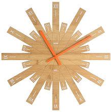 Raggiante Wall clock - Ø 48 cm by Alessi Natural