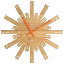 Raggiante Wall clock - Ø 48 cm by Alessi