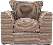 Raggs Armchair Brayden Studio Upholstery Colour: