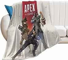 RaglMtC A-pe-x Le-gends Blanket Cover Blanket 3D