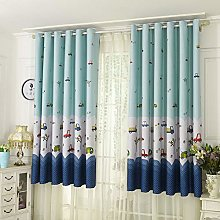 Raguso Curtain Thermal Insulated Curtain for Home