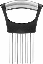 Raguso Onion Holder Stainless Steel 10 Prongs