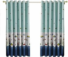 Raguso Thermal Insulated Curtain Curtain for