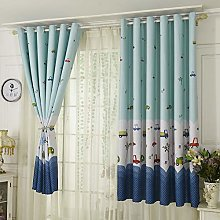 Raguso Thermal Insulated Curtain Curtain for Window