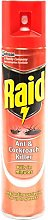 Raid (Ant And Cockroach Killer Spray 2 x 300ml