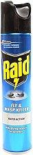 Raid (Fly And Wasp Killer 2 x 300ml