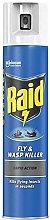 Raid Fly and Wasp Killer Aerosol Ref 95306