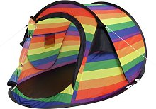 Rainbow 2 Man Pop Up Tent