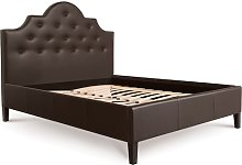 Rainier Upholstered Bed Frame ClassicLiving