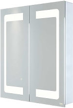 RAK Aphrodite LED Aluminium Mirror Cabinet with