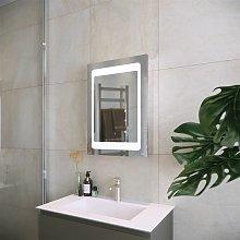 RAK Aphrodite LED Bathroom Mirror Cabinet Demister