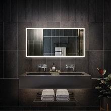 RAK Cupid LED Bathroom Mirror with Demister Pad