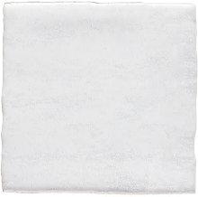 RAK Marakkesh White Glossy Tiles - 150 x 150mm