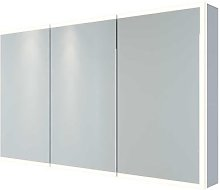 RAK Pisces LED Mirror Cabinet with Demister Pad