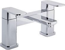 RAK Resort Bath Filler Tap, Deck Mounted, Chrome