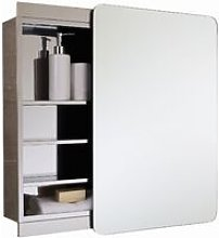 RAK Slide Single Cabinet with Sliding Mirrored