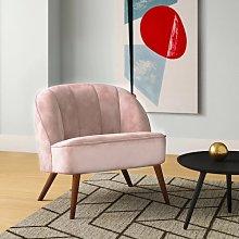 Ralph Cocktail Chair Hykkon Upholstery Colour: